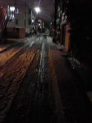 佐藤峻 公式ブログ/暗い夜道 画像1