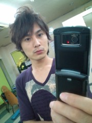 佐藤峻 公式ブログ/髪切った。 画像1