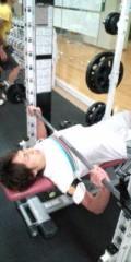 佐藤峻 公式ブログ/続・加圧トレーニング 画像1