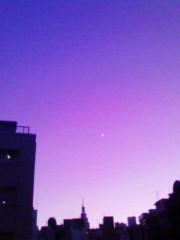佐藤峻 公式ブログ/月明かりの夜に 画像1