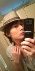 佐藤峻 公式ブログ/珍しく帽子をかぶってみたけど… 画像1