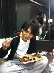 佐藤峻 公式ブログ/一緒に食べる? 画像3