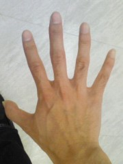 佐藤峻 公式ブログ/握手してみたい。part 2 画像1