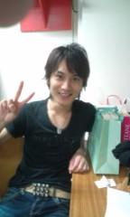 佐藤峻 公式ブログ/公演後のオフショット 画像1