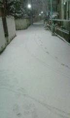 佐藤峻 公式ブログ/雪のイタズラ。 画像2