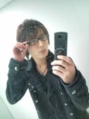 佐藤峻 公式ブログ/黒縁メガネ。 画像1
