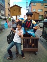 佐藤峻 公式ブログ/浅草巡り 画像3