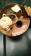 根岸雅英 プライベート画像 正解は湯豆腐を作る道具でしたっ
