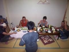 根岸雅英 公式ブログ/時来組合宿:8月11日夜っ 画像2