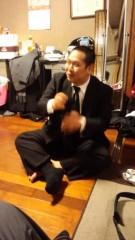 根岸雅英 公式ブログ/苦しいっ 画像2