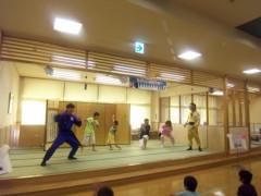 根岸雅英 公式ブログ/8月22日(日):相模原やまとの湯 ちびっこ忍者ショー 画像2