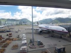 根岸雅英 公式ブログ/8月23日お昼:香港にて 画像1