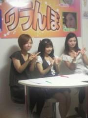 金子トモ 公式ブログ/1人スタジオで(* ´∇`*) 画像2