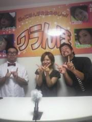 金子トモ 公式ブログ/1人スタジオで(* ´∇`*) 画像1