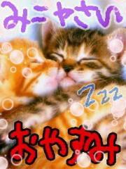 金子トモ 公式ブログ/寝るざますよ(*^-')b 画像2