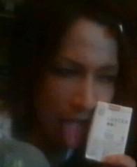 金子トモ 公式ブログ/キャスターマイルドの甘い匂いがお好き(*´∇`*) 画像1