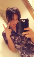 金子トモ 公式ブログ/髪の毛真っ黒けっけのおけけ\(^-^)/ 画像1