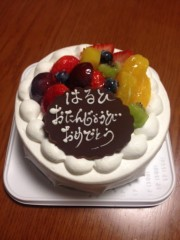 HaRuHi 公式ブログ/☆My Birthday☆ 画像3