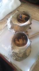 HaRuHi プライベート画像 サザエのつぼ焼き