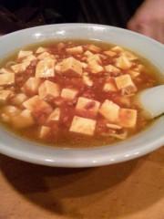 岡元あつこ 公式ブログ/麻婆豆腐麺 画像1