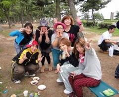 岡元あつこ 公式ブログ/BBQ 画像1