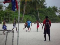 岡元あつこ 公式ブログ/JAPANESE PLAYER IN MALDIVES 画像1