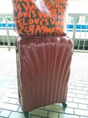 岡元あつこ 公式ブログ/スーツケース 画像1
