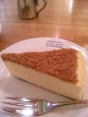 岡元あつこ 公式ブログ/ニューヨークチーズケーキ 画像1