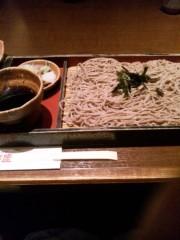 岡元あつこ 公式ブログ/関西の蕎麦は 画像1