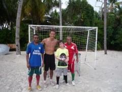 岡元あつこ 公式ブログ/JAPANESE PLAYER IN MALDIVES 画像3