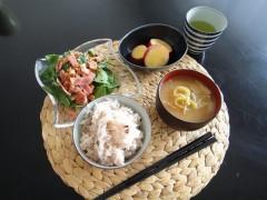 岡元あつこ 公式ブログ/となりの朝ごはんと晩ごはん 画像1