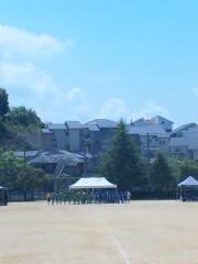 岡元あつこ 公式ブログ/市民体育大会はじまります! 画像1