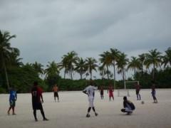 岡元あつこ 公式ブログ/JAPANESE PLAYER IN MALDIVES 画像2