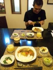 岡元あつこ 公式ブログ/食べます(*^_^*) 画像1