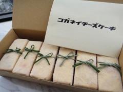 岡元あつこ 公式ブログ/コガネイチーズケーキ 画像1