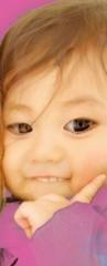 かなぽにょ(mamaLove) プライベート画像 1歳8ヶ月