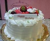 荒美由紀 公式ブログ/誕生日はケーキを食べる派 画像1