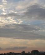 荒美由紀 公式ブログ/季節外れの台風 画像1