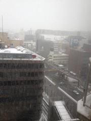 大谷 キマリオン 築輝 公式ブログ/Snow snow Snow!! 画像1