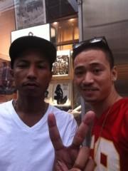 大谷 キマリオン 築輝 公式ブログ/ME&PHARRELL!! 画像1