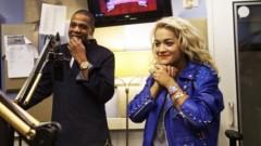 大谷 キマリオン 築輝 公式ブログ/Jay-Z recently stopped by radio 画像1