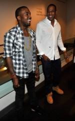 大谷 キマリオン 築輝 公式ブログ/KANYE & Jay-Z 画像1