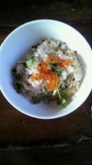 奈美悦子 公式ブログ/鯛飯♪ 画像1