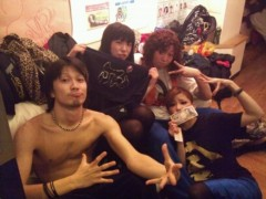 KAZ 公式ブログ/【お友達キャンペーン中!】レッスン終わりやして! 画像1