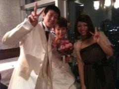 小林アナ 公式ブログ/また人の幸せを祝う。 画像1