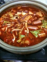 小林アナ 公式ブログ/トマト鍋とコタツ 画像1