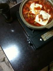 小林アナ 公式ブログ/トマト鍋とコタツ 画像2