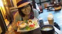 篠原真衣 公式ブログ/農民カフェ! 画像1