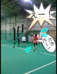 篠原真衣 公式ブログ/I play tennis 画像2