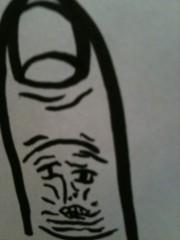 篠原真衣 公式ブログ/指おっさん。 画像1